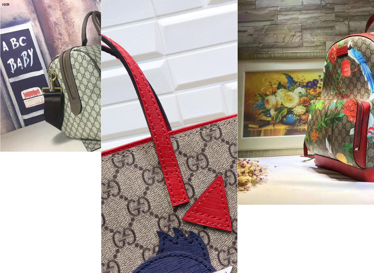 bolsos para hombre marca gucci