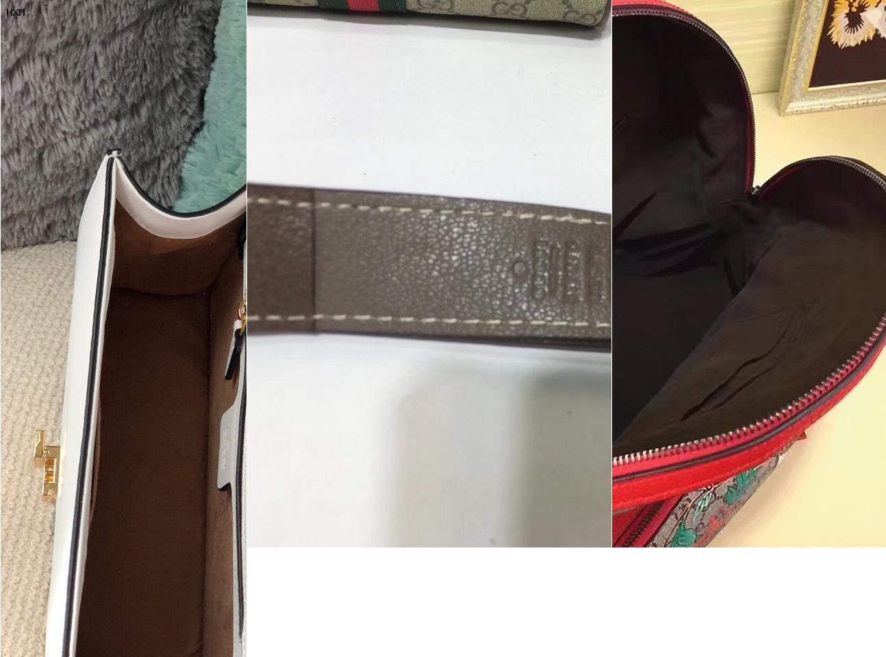 cinturon gucci rojo