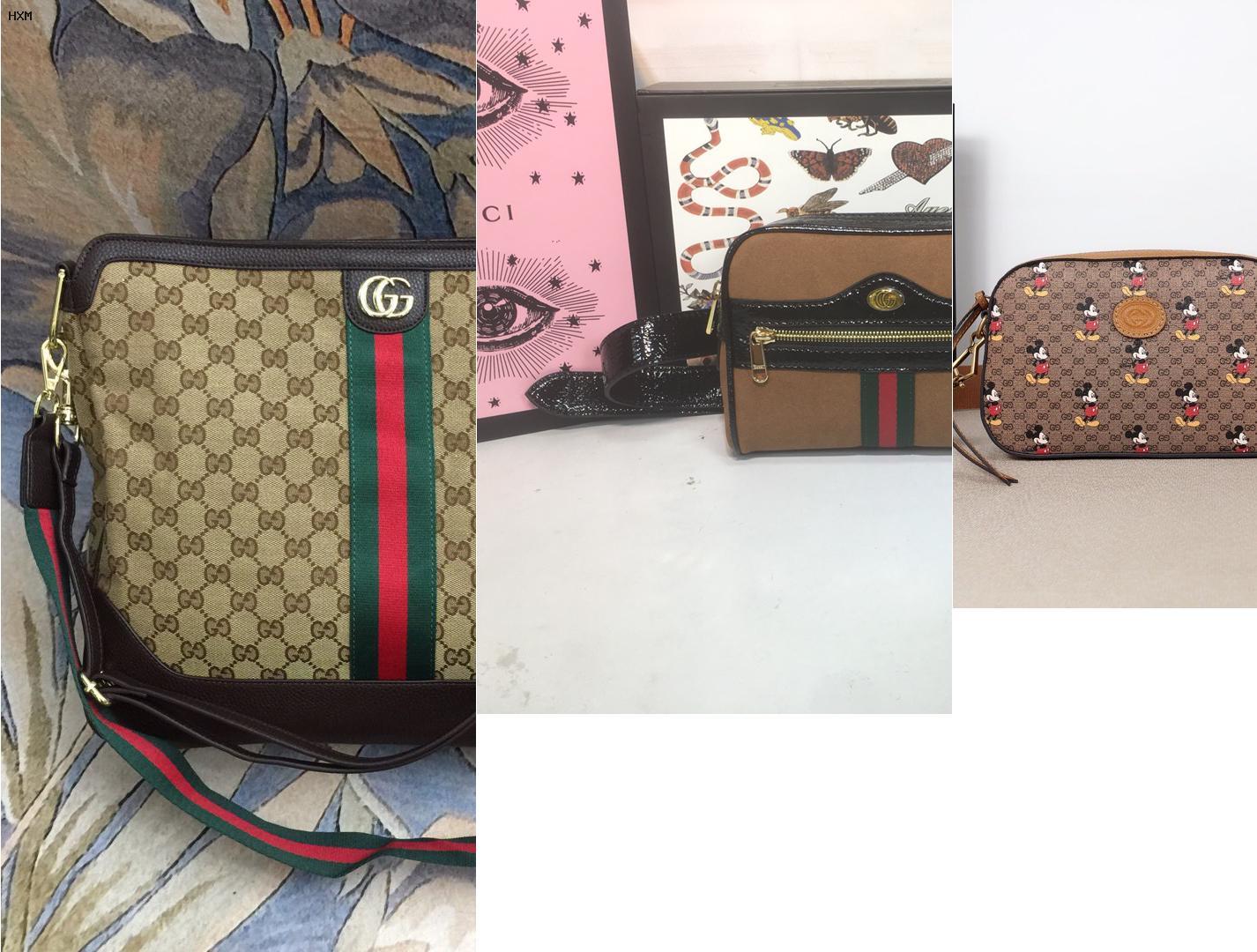 mochilas gucci para mujer precio
