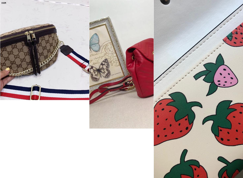 precio de mochila gucci original